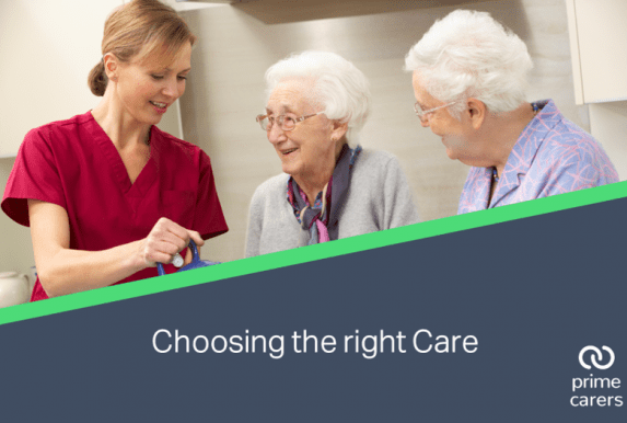 How to Choose The Right Care