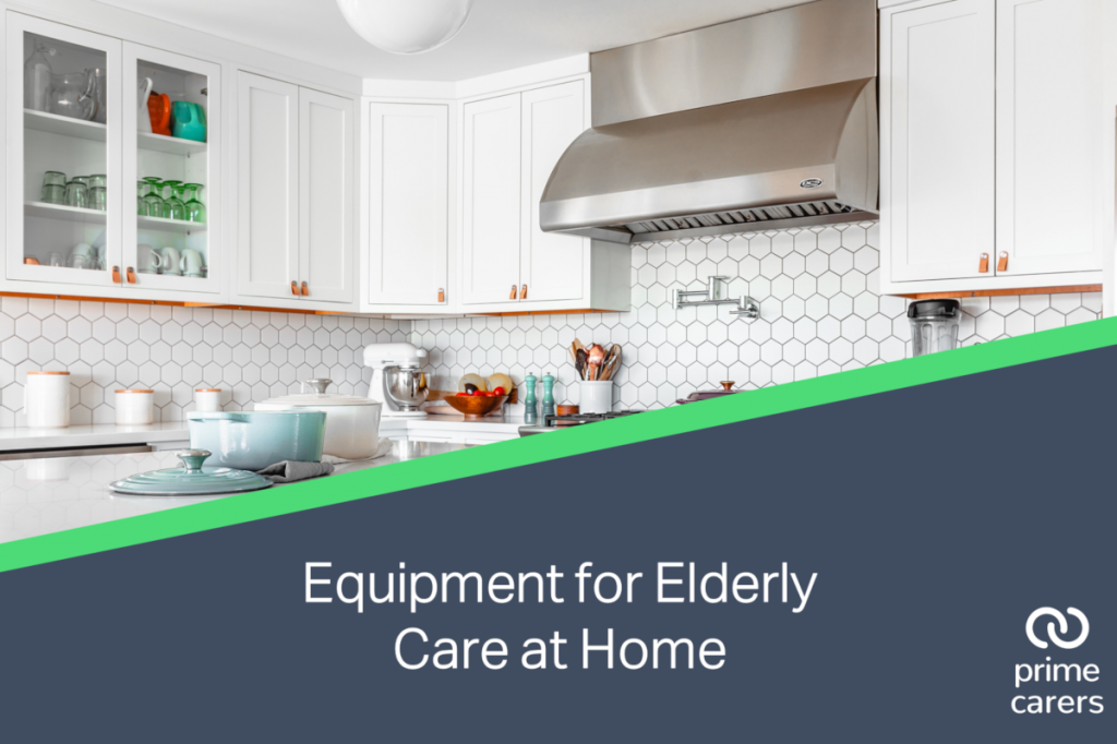 Equipment for Elderly Care at Home