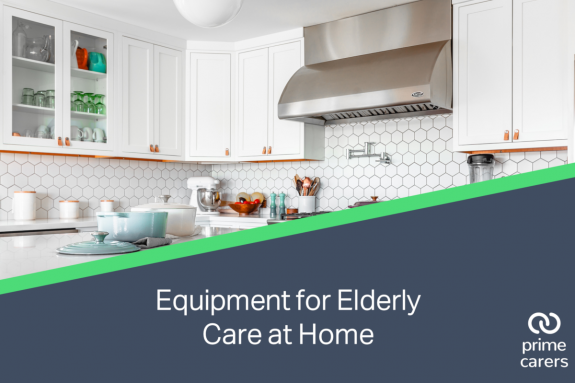 Disability Equipment for Elderly Care at Home