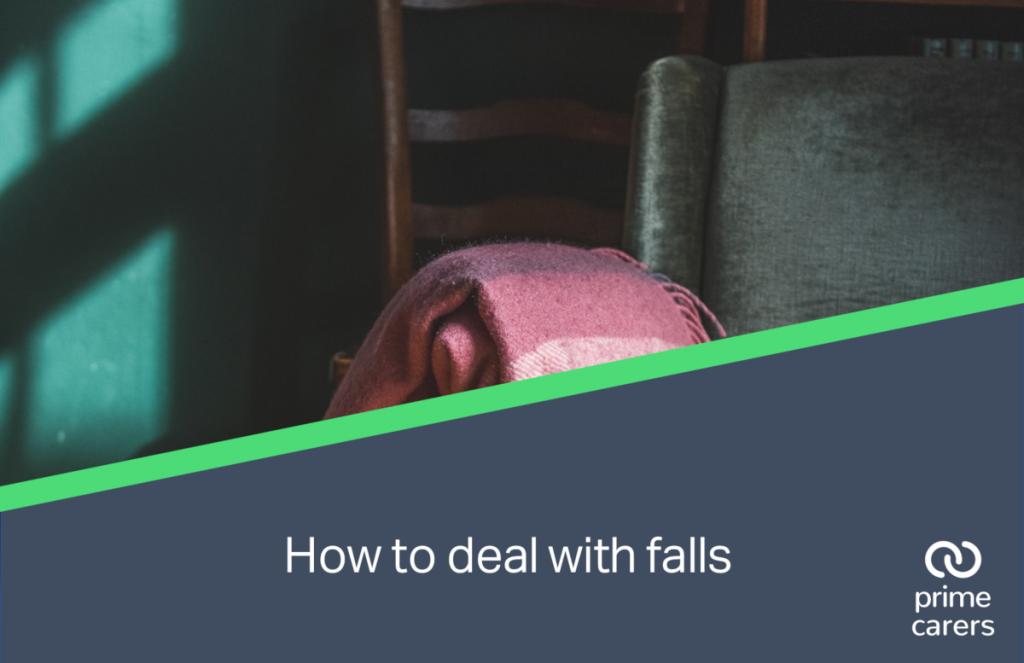 How to deal with falls
