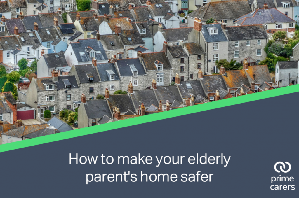 How to Make the Home Safe for the Elderly