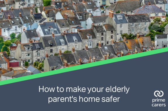 Thinking ahead: How to Make the Home Safe for the Elderly