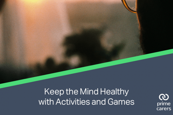 Keep the Mind Healthy with Activities and Games
