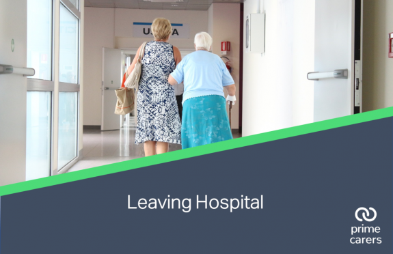 What To Do When The Person You Care For Is Leaving Hospital