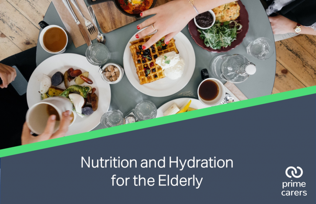Nutrition and Hydration for the Elderly