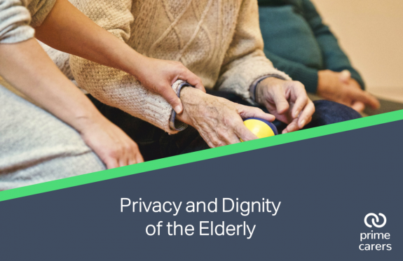 Ensuring your Elderly Parent's Privacy and Dignity