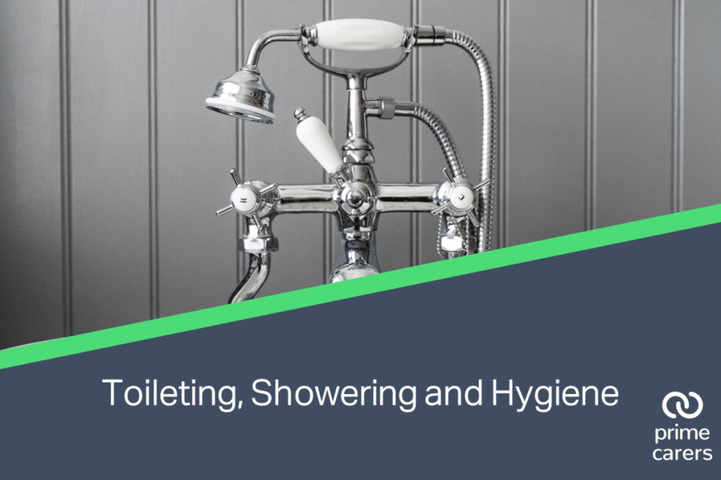 For your Elderly Parents: Toileting, Showering and Hygiene