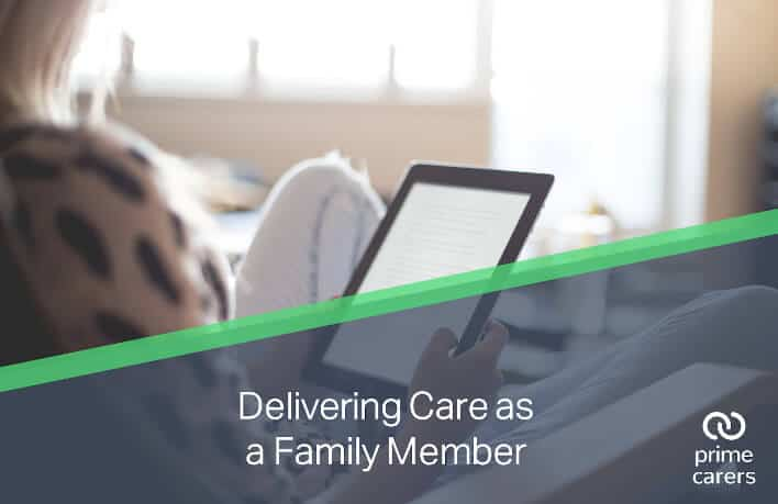 Delivering Care as a Family Member