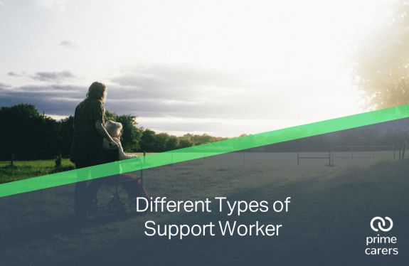 Different Types Of Support Worker