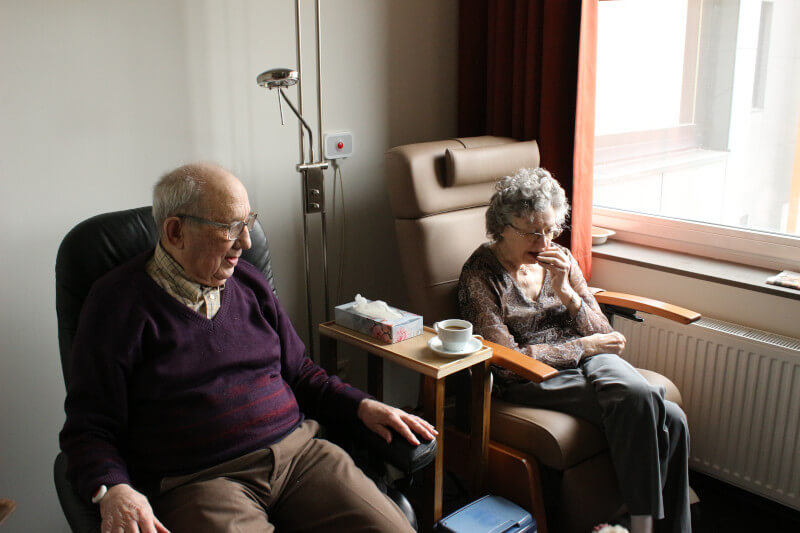 A live-in carer might be the right option to help your elderly parents.